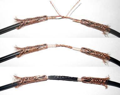 Как соединить антенный кабель между собой без потери сигнала: используем переходник и обходимся без него
